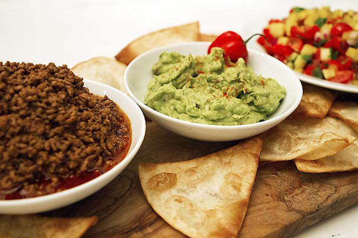 Taco på fredag